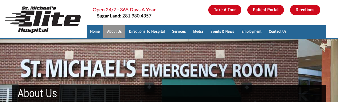 St. Michaels Emergency Rooms